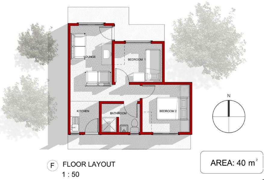 A - floor