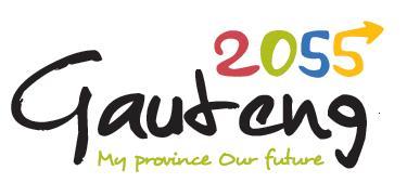 gauteng 2055 logo